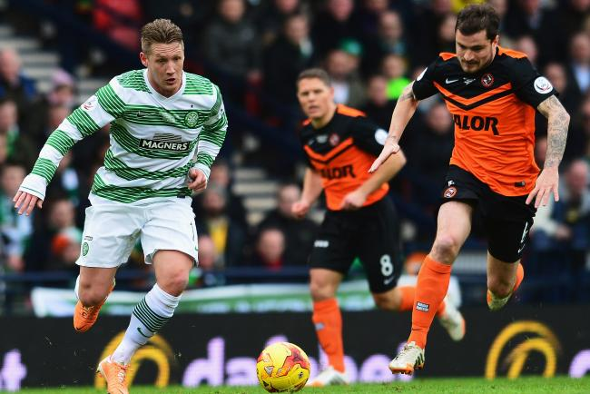 Frozen Out Celtic Midfielder Deserves Big Send Off