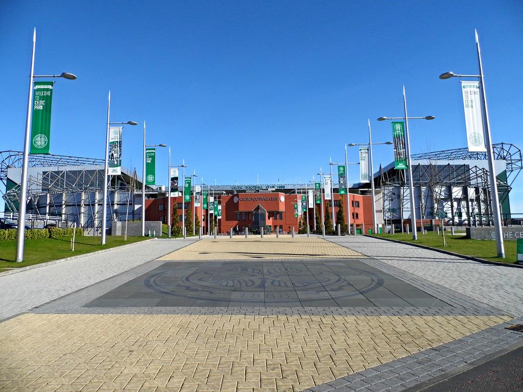 New Celtic Away Kit 17/18 Season
