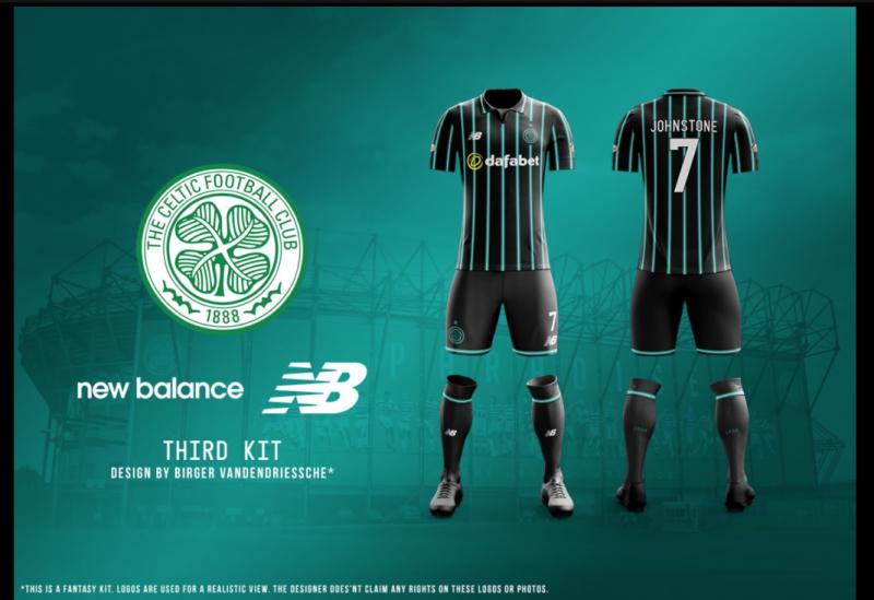 Celtic Shirts New Balance Should Make